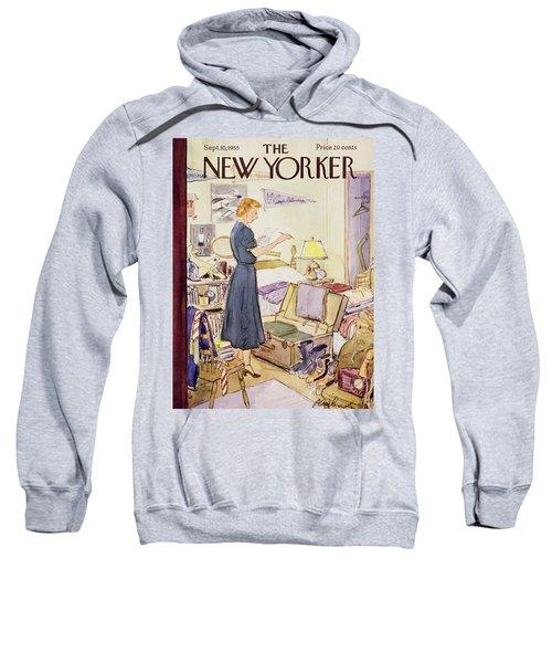 New Yorker September 10 1955 Sweatshirt