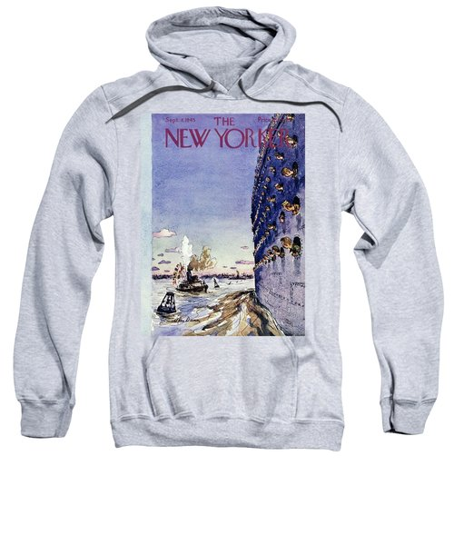 New Yorker September 8 1945 Sweatshirt