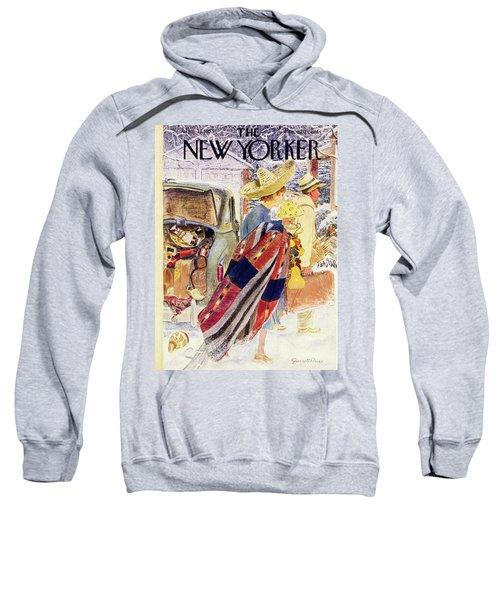 Newyorker January 31 1953 Sweatshirt