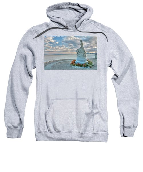 New Hampshire Marine Memorial Sweatshirt