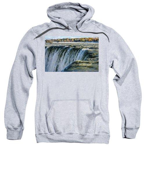 Niagara Falls In Autumn Sweatshirt