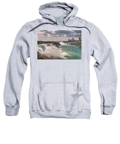 Niagra Waterfalls Sweatshirt
