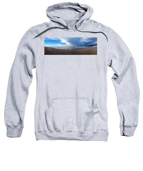 Nicki At Port Aransas Sweatshirt