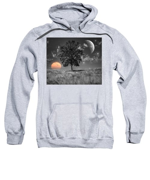 Night And Day Sweatshirt