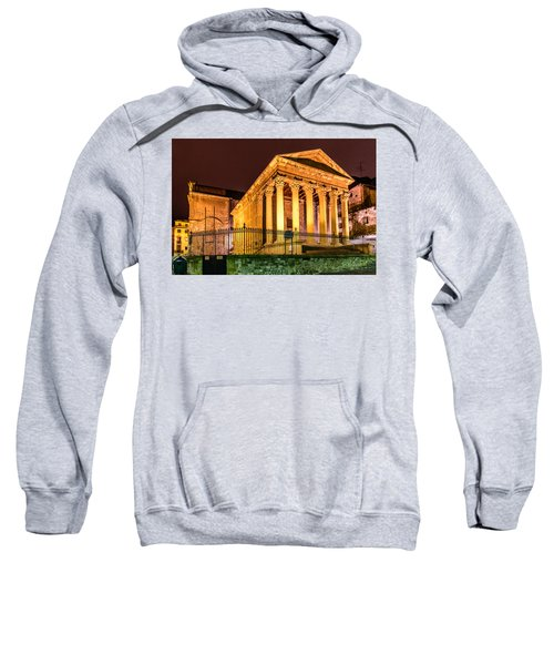 Night At The Roman Temple Sweatshirt