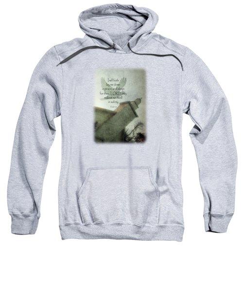Night Cross Sweatshirt
