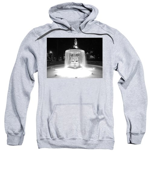 Night Fountain Sweatshirt