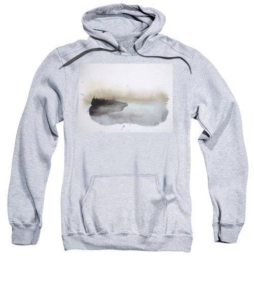 Nightfall On The Lake  Sweatshirt