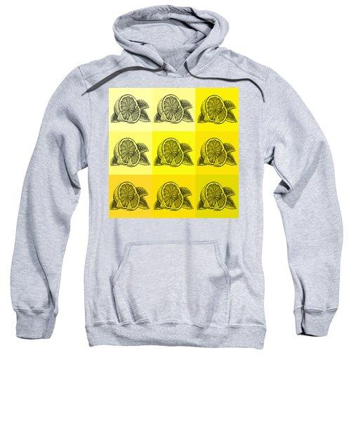 Nine Shades Of Lemon Sweatshirt
