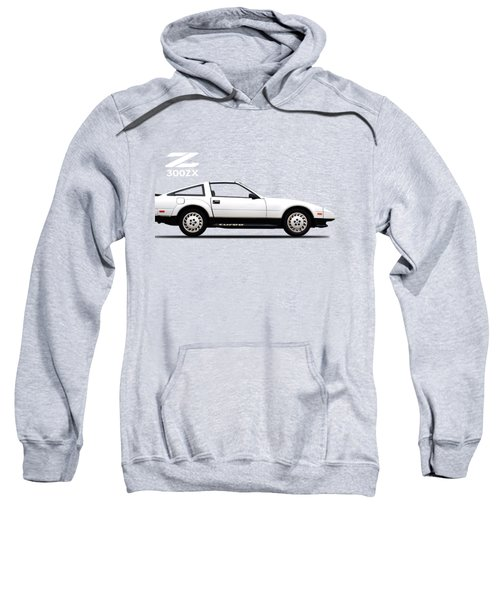Nissan 300zx 1984 Sweatshirt by Mark Rogan