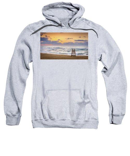 No Lifeguard On Duty. Sweatshirt