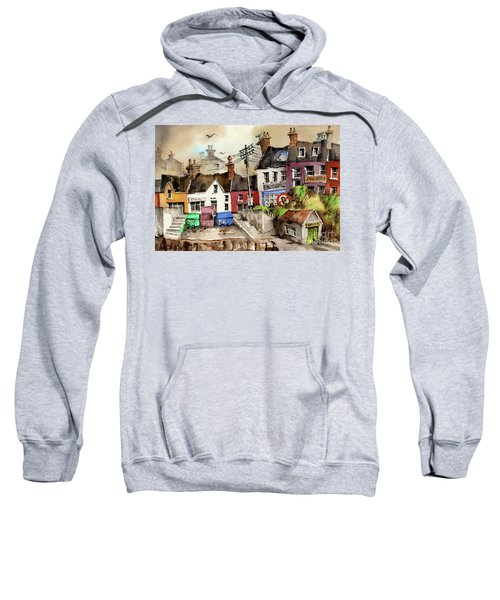 No Litter In Baltimore, Cork ...x117 Sweatshirt