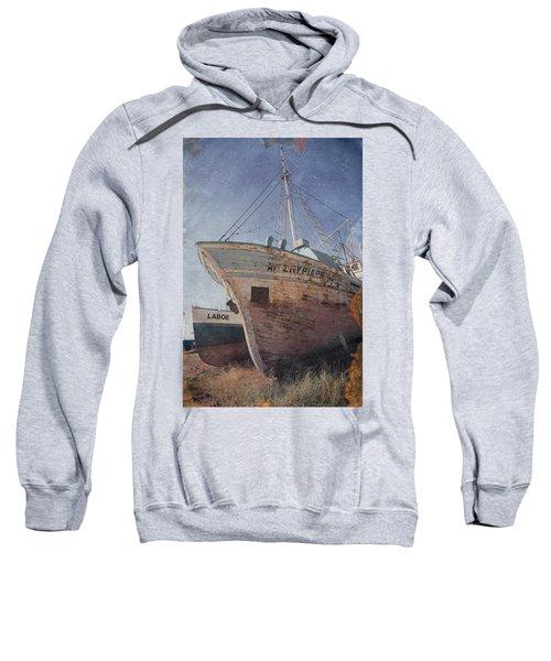 No More Fish Sweatshirt