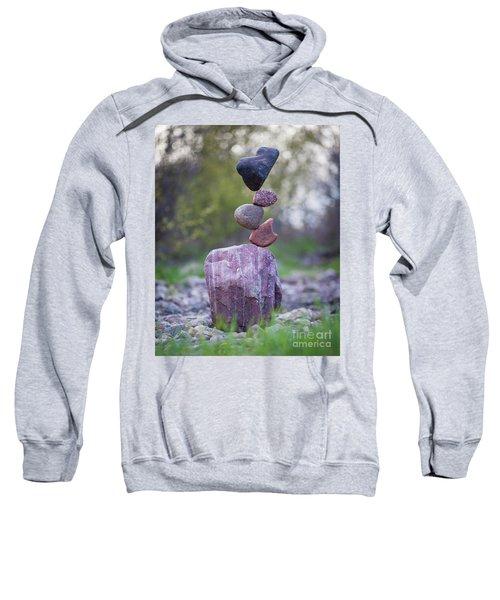 Zen Stack #4 Sweatshirt