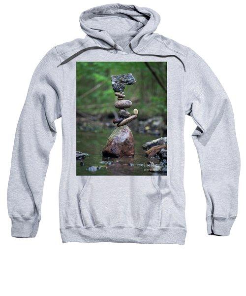 Zen Stack #8 Sweatshirt