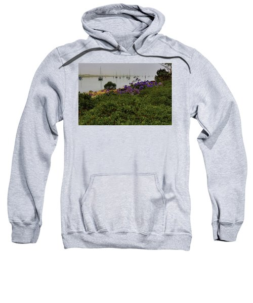 No Wind For Sailing Sweatshirt
