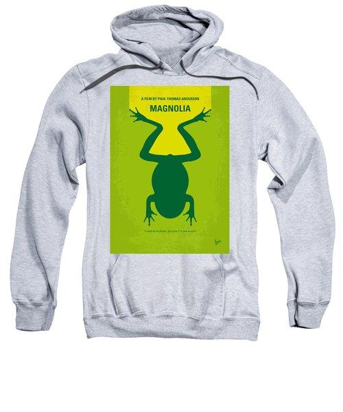 No159 My Magnolia Minimal Movie Poster Sweatshirt