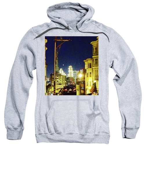 Nob Hill Electric Sweatshirt