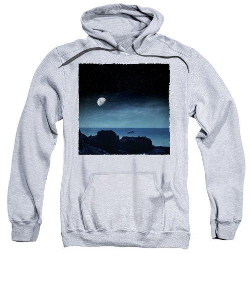 Nocturnal Sea Sweatshirt