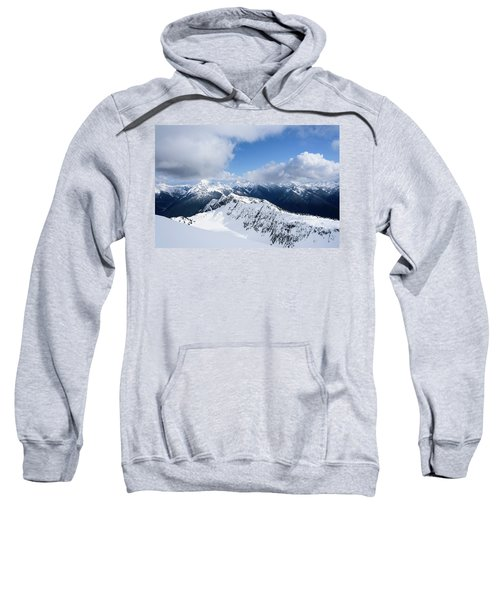 North Cascade Mountains Sweatshirt