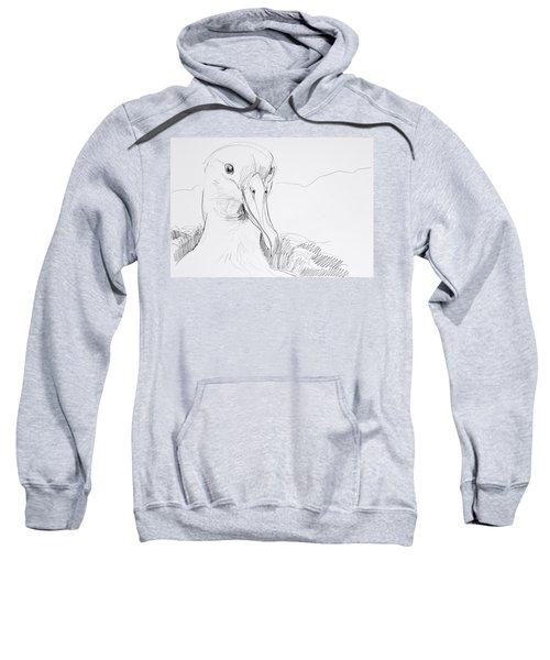 Northern Royal Albatross Sweatshirt