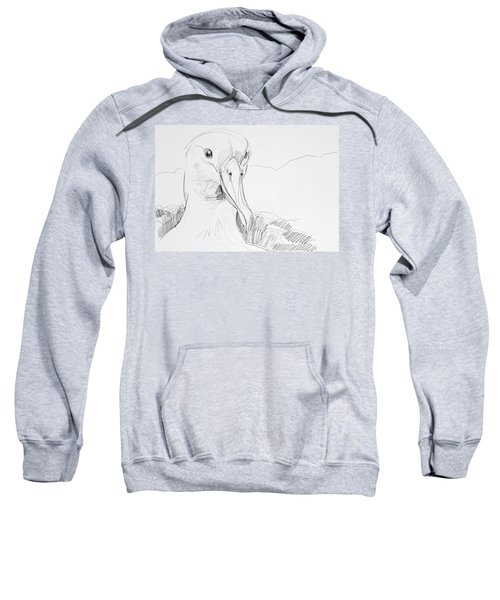 Northern Royal Albatross Sweatshirt