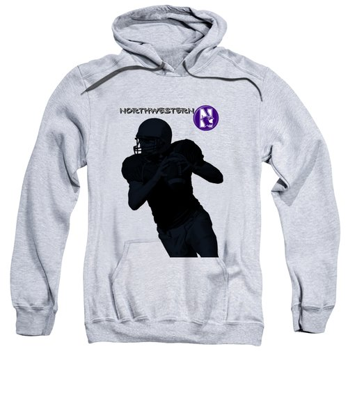 Northwestern Football Sweatshirt