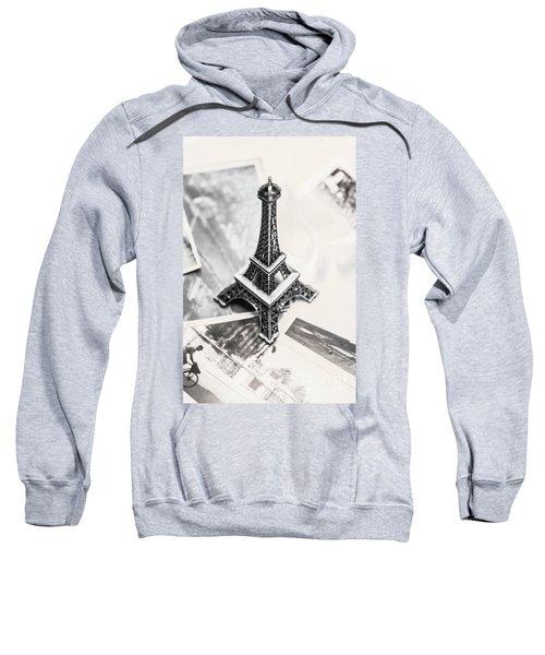 Nostalgia In France Sweatshirt