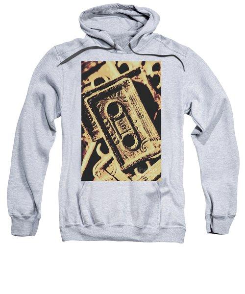 Nostalgic Sound Sweatshirt