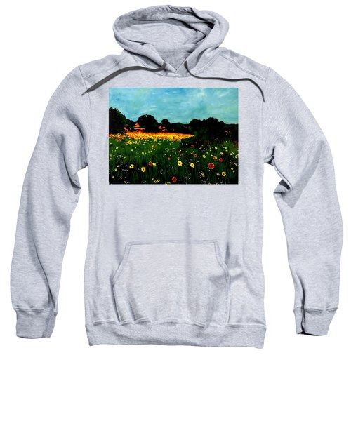 Not Another Bluebonnet Painting Sweatshirt