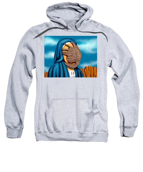 Not So Immaculate Conception Sweatshirt