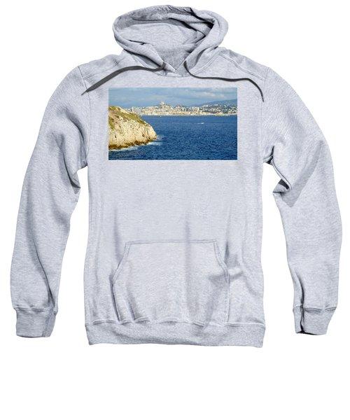 Notre Dame De La Garde Marseille  Sweatshirt