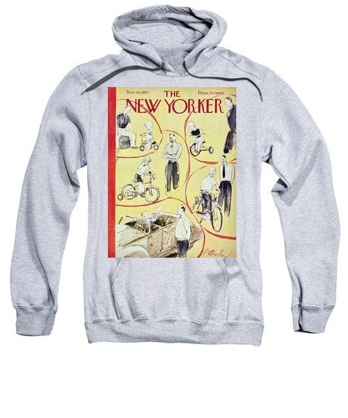 November 16th 1957 Sweatshirt