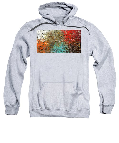 Now Or Never Sweatshirt