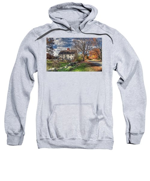 Noyes House In Autumn Sweatshirt