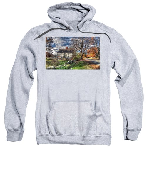 Noyes House In Autumn Sweatshirt