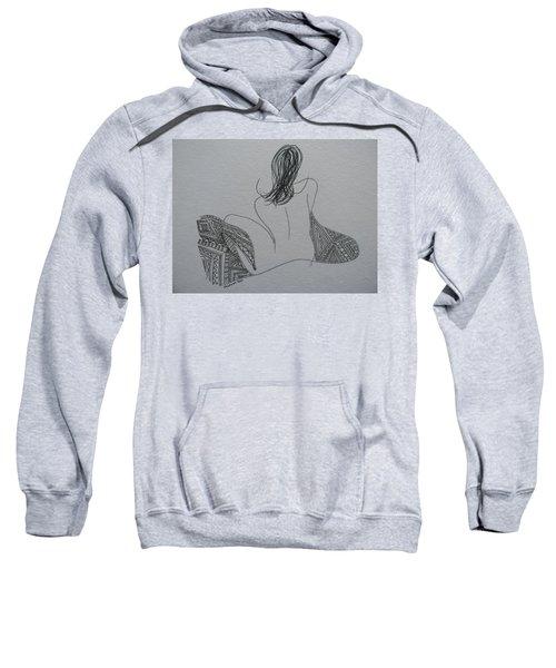 Nude II Sweatshirt