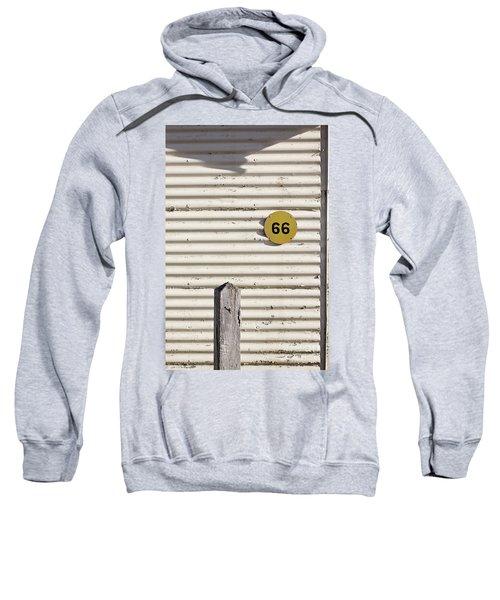 Number 66 Sweatshirt