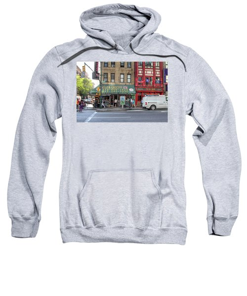 Nyc Deli And Grocery  Sweatshirt