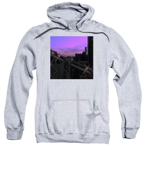 Nyc Sunset Sweatshirt