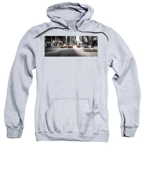 Nyc Taxi Sweatshirt