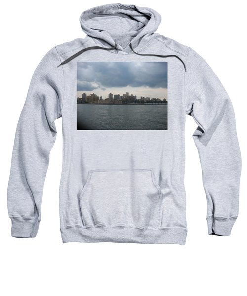 Nyc4 Sweatshirt by Donna Andrews