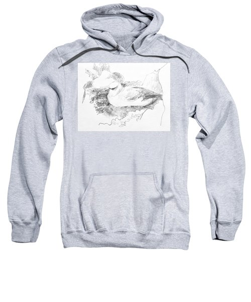 New Zealand White-capped Mollymawk Sweatshirt