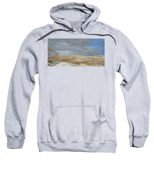 Oak Savanna, Fall Storm Sweatshirt