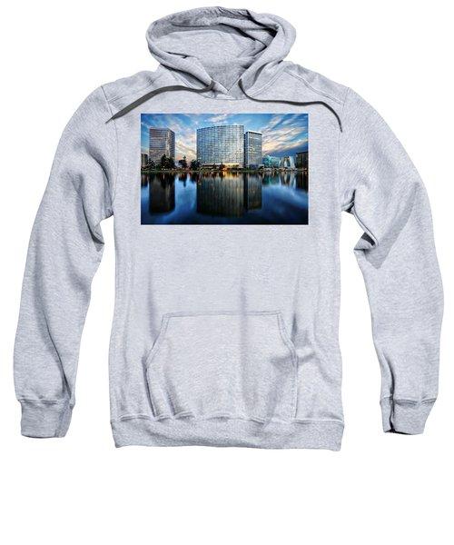 Oakland, California Cityscape Sweatshirt