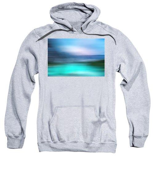 Obscurred Moraine Lake Sweatshirt