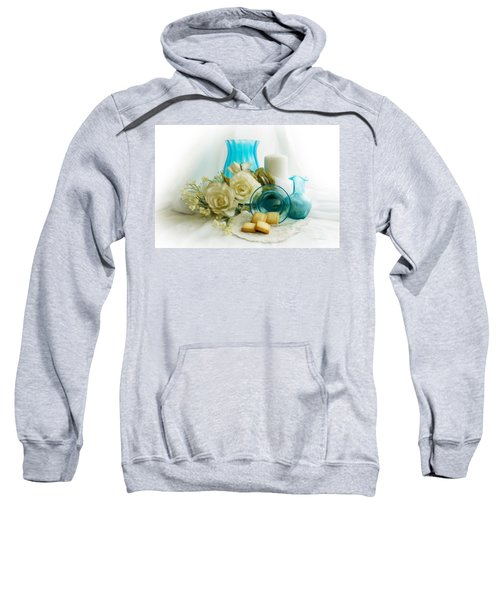 Ocean Blue Sweatshirt