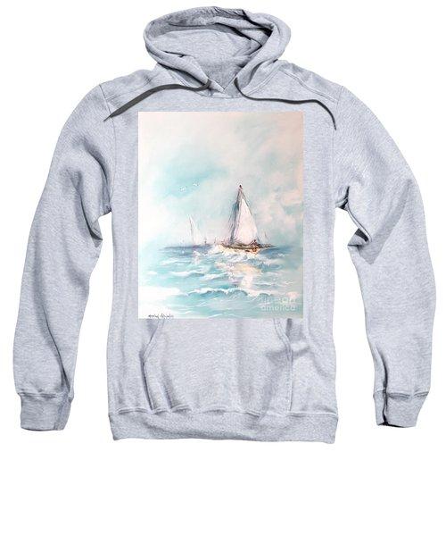 Ocean Blues Sweatshirt