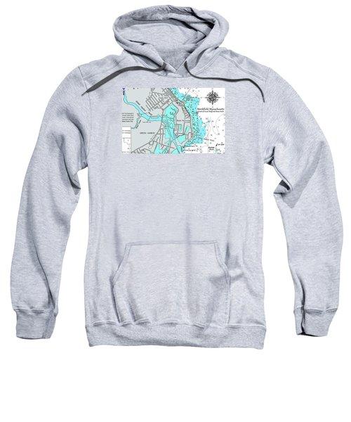 Ocean Bluff And Brant Rock Sweatshirt