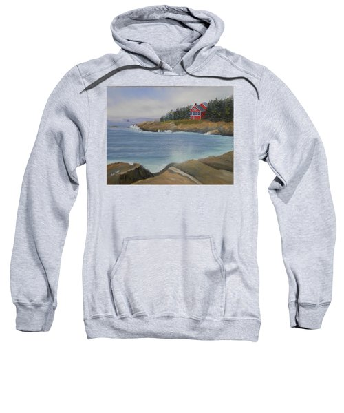 Ocean Cottage Sweatshirt